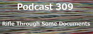 Podcast 309