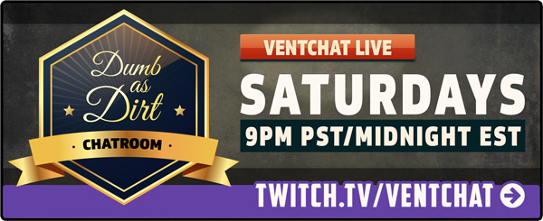 Ventchat Live on Twitch